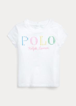 Ralph Lauren Polo Logo Cotton Tee