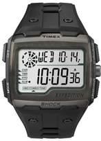 Timex R) Resin Digital Watch, 50mm