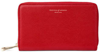 Aspinal of London Midi Continental Clutch Zip Wallet