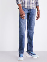 Paige Federal slim-fit straight jeans