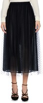 RED Valentino 3/4 length skirts - Item 35335407