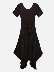 Caractere Dress In Black 7333 Ao 01 A 1 - 10