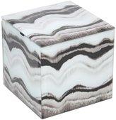 Three Hands Decorative Box, Small - Marbled Gray