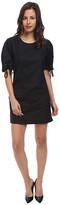 See by Chloe Tie Short Sleeve Dress