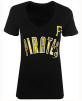 5th & Ocean Women's Pittsburgh Pirates Outfield T-Shirt