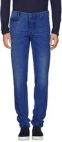Incotex Denim pants - Item 42618347