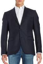 HUGO Jeffrey Textured Blazer