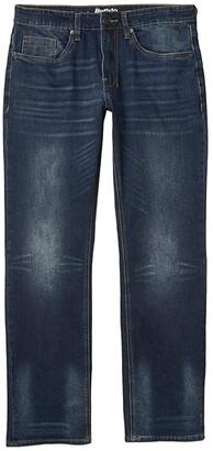 Buffalo David Bitton Six-X Basic Denim (Classic Medium) Men's Jeans