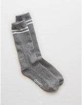 aerie Graphic Crew Socks