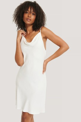Trendyol Powder Satin Nightgown