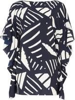 Lauren Ralph Lauren Datrinka boatneck blouse
