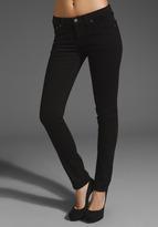 Nudie Jeans Tight Long John in Black/Black