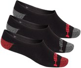 Head Sneaker Socks - 3-Pack, Below the Ankle (For Men)