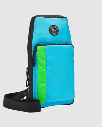 Fossil Sport Blue Backpack