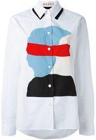Marni Ekta print shirt