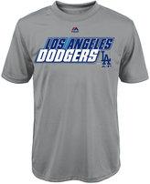 Majestic Kids' Los Angeles Dodgers Kinetic T-Shirt