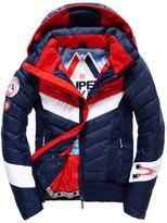 Superdry Scuba Carve Hooded Jacket