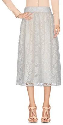 Edit 3/4 length skirt