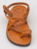 American Apparel Womens Jerusalem Sandal with Straps