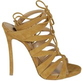 DSQUARED2 Bohemian Tie Me Up Heeled Sandals