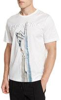 Juun.J Juun J Sorayama Hajime Robot Arm T-Shirt, White