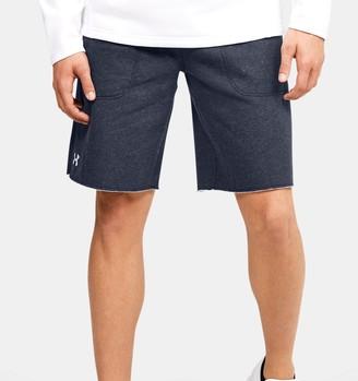 Under Armour Men's UA Hustle Fleece Shorts