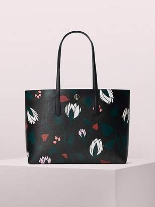 Kate Spade Molly Deco Bloom Large Tote