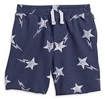 Splendid Boys' Galaxy Star Print Knit Shorts - Little Kid