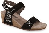 Mephisto Women's 'Marie - Spark' Wedge Sandal