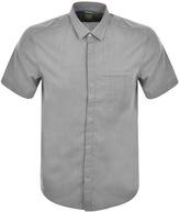 BOSS GREEN HUGO C Brazzy Shirt Grey