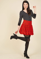 Bubble Standard Mini Skirt in M