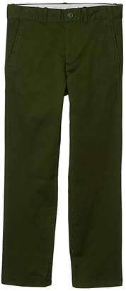 J.Crew crewcuts by Slim Stretch Regular Weight Chino (Toddler/Little Kids/Big Kids) (Navy) Boy's Casual Pants