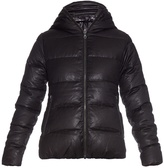 Duvetica Thiadue wool-blend quilted down jacket