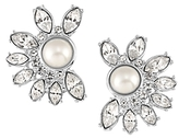 Carolee Marquis Clip-On Earrings