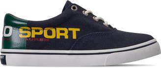 Polo Ralph Lauren Boys' Little Kids' Thornton II Casual Shoes