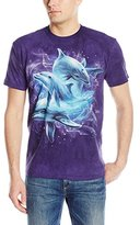 The Mountain Dolphin Collage Shirt