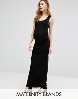 Isabella Oliver Sleeveless Maxi Dress