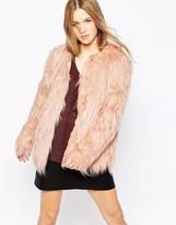 Vero Moda Faux Fur Short Jacket