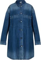 Maison Margiela Oversized denim coat