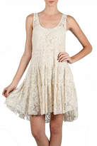 A'reve Lace Embroidered Dress