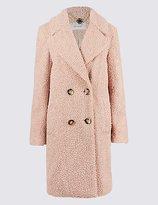 Per Una Double Breasted Coat
