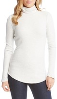 Karen Kane Women's Angled Sleeve Turtleneck