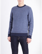 Tommy Hilfiger Kris Striped Wool-blend Jumper