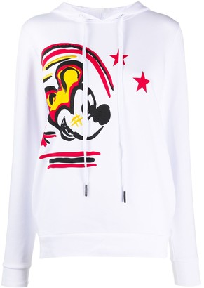 Iceberg Chinese New Year Mickey Mouse hoodie