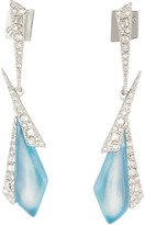 Alexis Bittar Dangling Origami Post Earrings