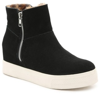 Steve Madden Cai Wedge High-Top Sneaker