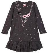 Petit Lem Magic Girl Long Sleeve Nightgown