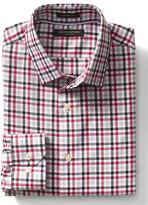 Banana Republic Camden-Fit Non-Iron Multi Gingham Shirt