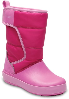 Crocs LodgePoint Kid's Winter Boots