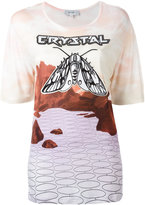 Carven 'Crystal' T-shirt - women - Viscose - S